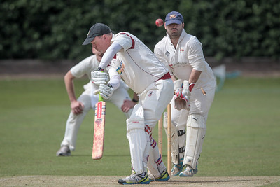 Hampsthwaite batting