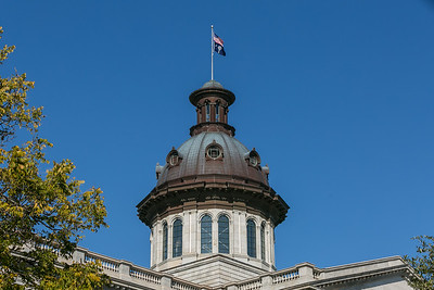 SC Statehouse - Capital Dome
