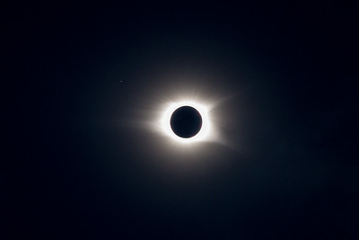 Solar Eclipse, Columbia, South Carolina