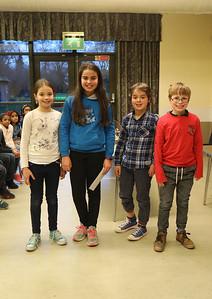 Woodbridge School - school winners