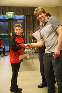 Dylan Stoeber (Ely) - Under 11 winner (6 points)