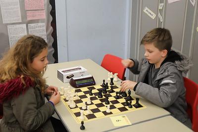 Board 6 - Milena Bos v Owen Free (0 - 1)