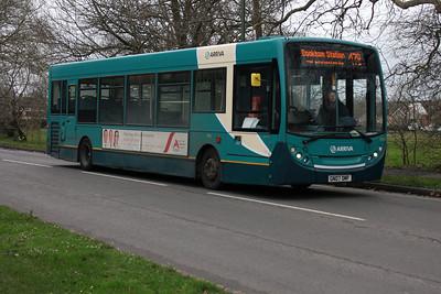 3993-GN07 DMF on Barnett Wood Lane, Ashtead.