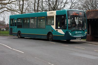 3990-GN07 DLY on Barnett Wood Lane, Ashtead.