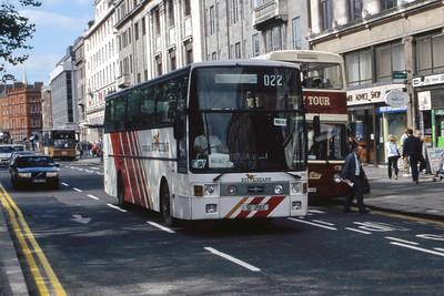 Bus Eireann CVH13 O Connell St Dublin Jul 98
