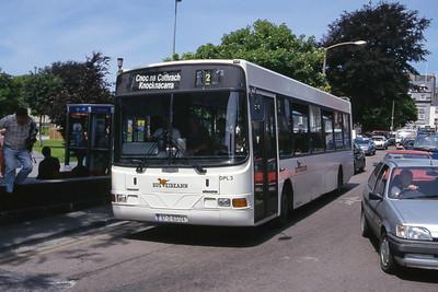 Bus Eireann DPL3 Eyre Square Galway 1 Jun 00