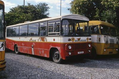 Bus Eireann BMxx Athlone Depot Jun 00