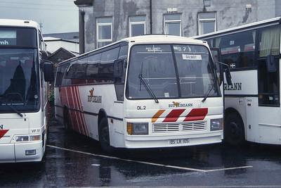 Bus Eireann DL2 Galway Depot Jul 97