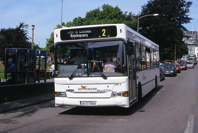 Bus Eireann DPL4 Eyre Square Galway Jun 00