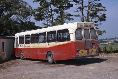 Bus Eireann BG35 Farm rural Connacht 2 Jun 00