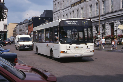 Bus Eireann DPL3 Eyre Square Galway 3 Jun 00