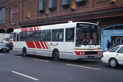 Bus Eireann DA10 St Patricks St Cork Jul 97