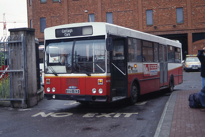 Bus Eireann KC153 Cork Bus Stn Jul 97