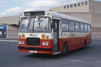 Bus Eireann BG42 Golden Island Shopping Centre Athlone 1 Jun 00