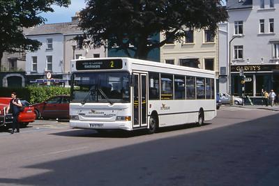 Bus Eireann DPL5 Eyre Square Galway Jun 00
