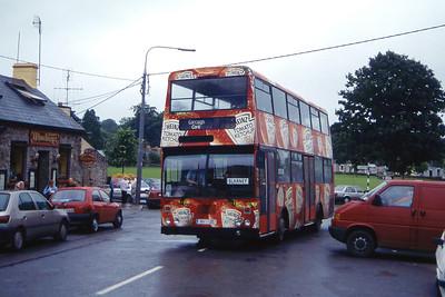 Bus Eireann KD184 Blarney 2 Jul 97