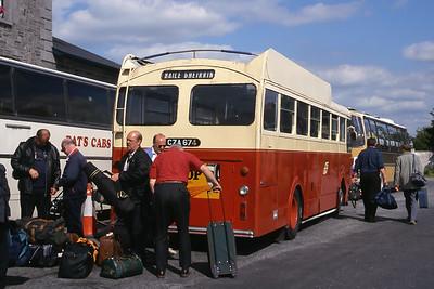 Bus Eireann E14 Athlone Railway Stn 2 Jun 00