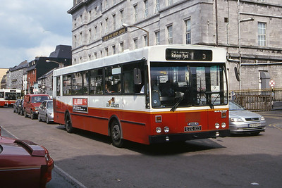 Bus Eireann Buses and Coaches in the 1990's