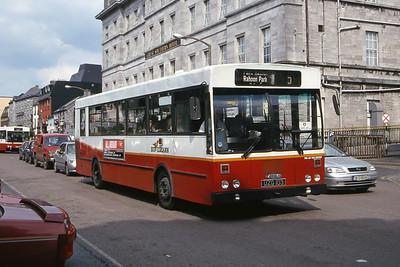 Bus Eireann KC103 Eyre Square Galway 2 Jun 00