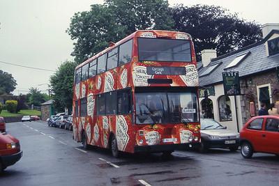 Bus Eireann KD184 Blarney 1 Jul 97