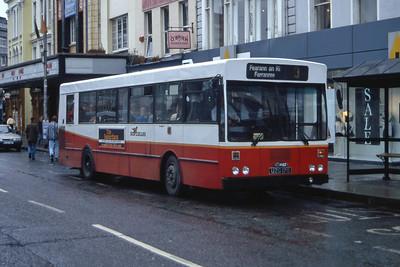 Bus Eireann KC170 St Patricks St Cork Jul 97