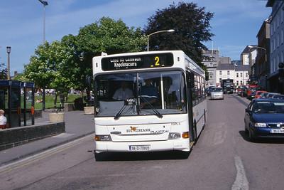 Bus Eireann DPL4 Eyre Square Galway 2 Jun 00