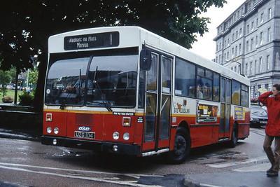 Bus Eireann KC104 Eyre Square Galway Jul 97
