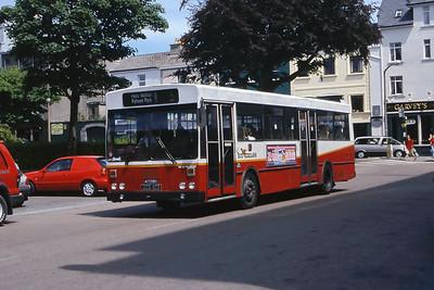 Bus Eireann KC103 Eyre Square Galway 1 Jun 00
