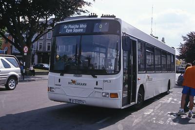 Bus Eireann DPL3 Eyre Square Galway 2 Jun 00