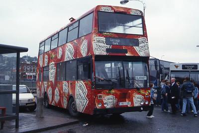 Bus Eireann KD184 Cork Bus Station Jul 97