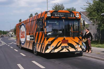 Bus Eireann KC101 Thomas Hynes Road Newcastle Galway Jun 00
