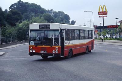 Bus Eireann KR37 Georges Rd Drogheda Jul 97