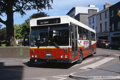 Bus Eireann KC104 Eyre Square Galway Jun 00