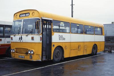 Bus Eireann CS173 Galway Depot Jul 97