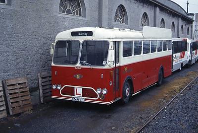 Bus Eireann E152 Galway Depot Jul 97
