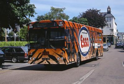 Bus Eireann KC101 Eyre Square Galway Jun 00