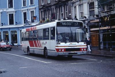 Bus Eireann DA3 St Patricks St Cork Jul 97