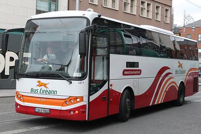 Bus Eireann LC1 Busaras Dublin Jul 10