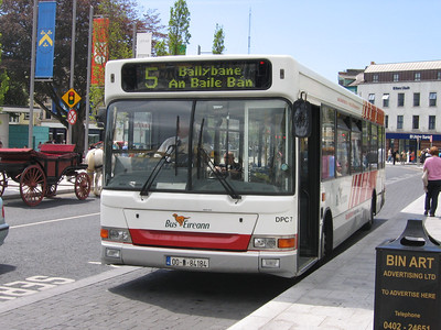 Bus Eireann DPC7 Eyres Sq Galway 2 Jun 06