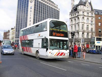 Bus Eireann DD18 Aston Quay Dublin Jun 05