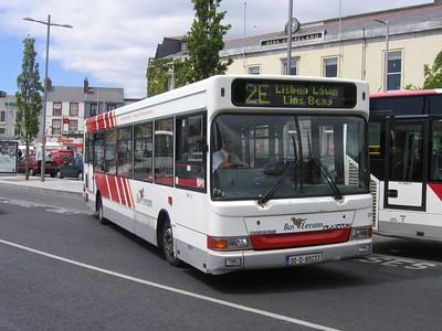 Bus Eireann DPC13 Eyres Sq Galway Jun 06