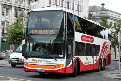 Bus Eireann LD214 OConnell St Dublin Jul 10