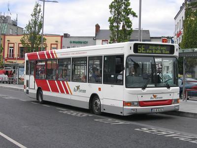 Bus Eireann DPC7 Eyres Sq Galway 1 Jun 06