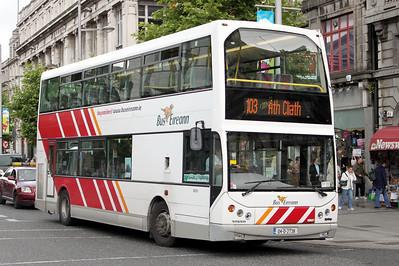 Bus Eireann DD19 OConnell St Dublin Jul 10
