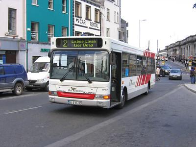 Bus Eireann DPC4 Eyres Sq Galway 1 Jun 06