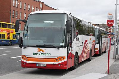 Bus Eireann LC204 Amiens St Dublin Jul 10