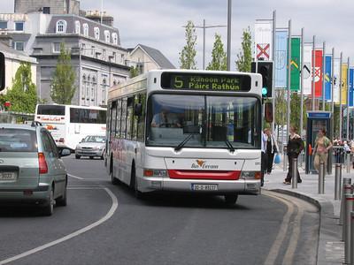Bus Eireann DPC15 Williamsgate Galway Jun 06