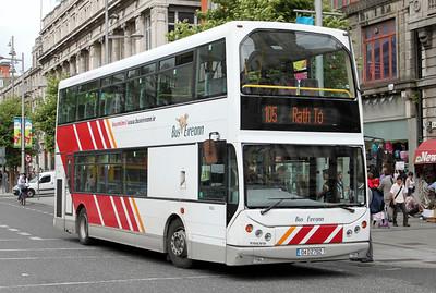 Bus Eireann DD22 OConnell St Dublin Jul 10