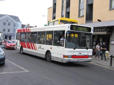 Bus Eireann DPC18 Forster St Galway Jun 06