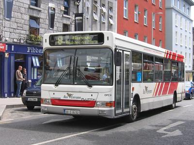 Bus Eireann DPC8 Eyres Sq Galway Jun 06